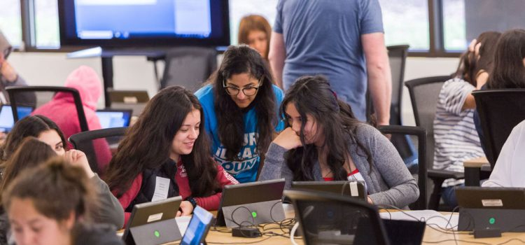 Microsoft Coding Workshop with Highline and Todd Beamer HS