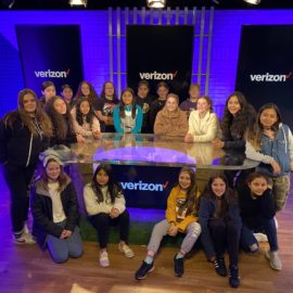Everett Middle School at Verizon Media